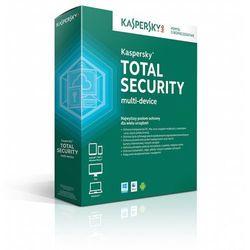 Kaspersky Lab Total Security Multi-Device 2 PC ESD z kategorii Programy antywirusowe, zabezpieczenia