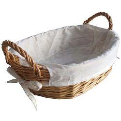Koszyk na chleb, pieczywo, owoce - 35x25x15cm,  marki Zeller
