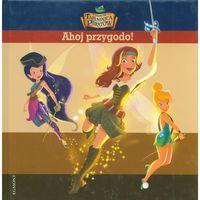 Ahoj przygodo! Dzwoneczek i tajemnica piratów - Praca zbiorowa (32 str.)