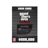 Grand Theft Auto Online: Bull Shark Card (PC) PL KLUCZ