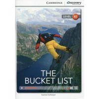 The Bucket List. Cambridge Discovery Education Interactive Readers (z kodem) (opr. miękka)