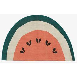 La redoute interieurs Dziecięcy dywanik w arbuzy stridell