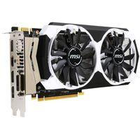 Karta graficzna MSI GeForce GTX 960 OC 4GB GDDR5 (128 bit) HDMI, DVI, 3x DP (GTX 960 4GD5T OC) Szybka dostawa!