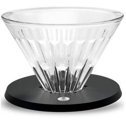 Timemore - crystal eye glass dripper 02 black - szkło