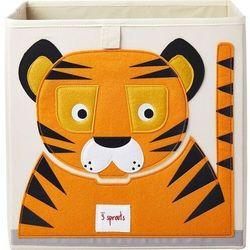 Pudełko do przechowywania 3 sprouts tygrys