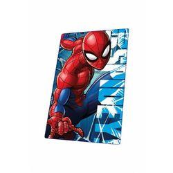 Koc polarowy z motywem 1y39k1 marki Spiderman