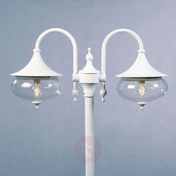 Imponująca latarnia LIBRA 2-punktowa, biała