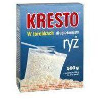 Ryż długoziarnisty w torebkach Kresto 4 x 125 g (5902451176608)