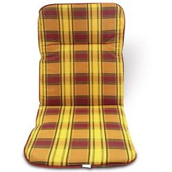 poduszka na krzesło 87x50, kratka marki V-garden