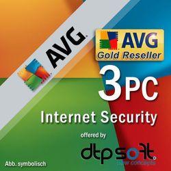 AVG Internet Security 3PC 2016, kup u jednego z partnerów