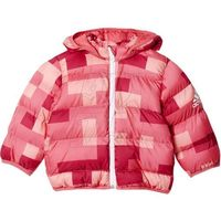 Adidas Kurtka  synthetic down infants jacket kids ay6776
