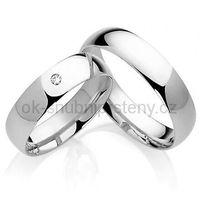Obrączki ślubne z stali nierdzewnej OC1024 (Obrączki ślubne z)