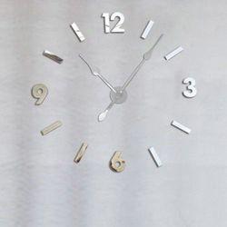 """Zegar ścienny """"zrób to sam"""" cichy #04S2 /380mm, DIY_DC04S2"""