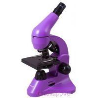 Mikroskop Levenhuk Rainbow 50L Amethyst\Fioletowy #M1