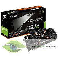 GeForce GTX 1080 X AORUS 8GB DDR5 256BIT DVI-D/3DP/HDMI ATX