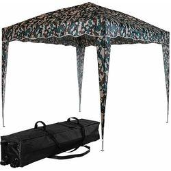 Ekspresowy pawilon namiot ogrodowy 3x3 kolor leśny marki Instent ®