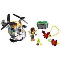 Lego HERO FACTORY Dc super hero girls, helikopter bumblebee 41234