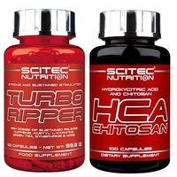 Scitec turbo ripper 100 caps. marki Scitec nutrition