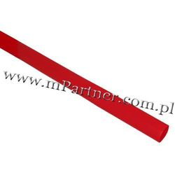 Rura termokurczliwa elastyczna V20-HFT 10/5 10szt czerwona ()
