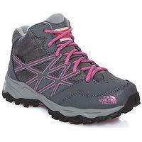 Buty trekkingowe THE NORTH FACE HEDGEHOG HIKER MID WP (T0CJ8QNTJ) - szary