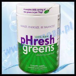 pHresh greens - naturalnie alkalizujący suplement diety 285 g, kup u jednego z partnerów