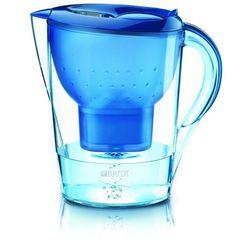maxtra dzbanek filtrujący marella xl memo niebieski, 3,5 l marki Brita