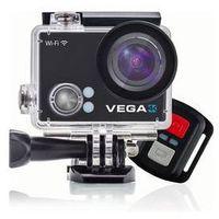 Zewnętrzna kamera Niceboy VEGA 4K Czarna
