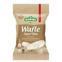 Wafle ryżowe z kaszą gryczaną białą Super Slim 20 g Kupiec