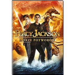 PERCY JACKSON: MORZE POTWORÓW (Percy Jackson: Sea Of Monsters) (DVD) - sprawdź w wybranym sklepie