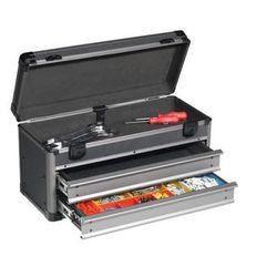 Walizki narzędziowe z szufladami AluPlus Service D L-2S (4005187234008)