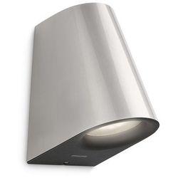 Philips virga lampa kinkiet inox 2x3w selv 17288/47/16