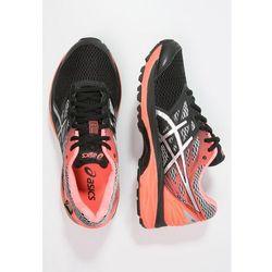 ASICS GELCUMULUS 18 GTX Obuwie do biegania treningowe black/silver/flash coral od Zalando.pl