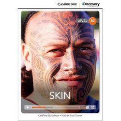 Skin. Cambridge Discovery Education Interactive Readers (z kodem) (ilość stron 28)