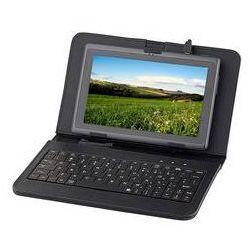 Gogen Etui na tablet  z podstawą i wbudowaną klawiaturą - uniwersalny 7