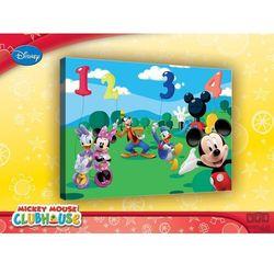 Obraz disney myszka miki i przyjaciele ppd02 marki Consalnet