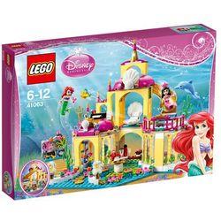 Zabawka Lego Disney Podmorski pałac Arielki 41063 z kategorii [klocki dla dzieci]