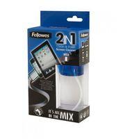 Zestaw 2w1 do czyszczenia ekranów Fellowes - 50 ml - produkt z kategorii- Środki czyszczące do sprzętu kom