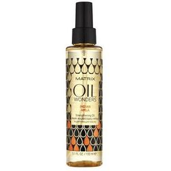 Matrix Oil Wonders olejek regenerujący do nabłyszczania i zmiękczania włosów z kategorii Pozostałe kosme