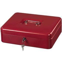 Kasetka na pieniądze basic kc-250nd czerwony 50527 marki Hama