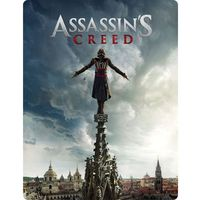 Imperial cinepix Assassin's creed 3d. steelbook (2bd) (5903570072635)