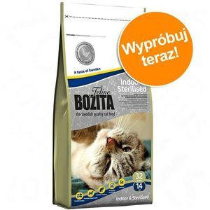 Bozita Feline Funktion - Kitten - karma dla kociąt i młodych kotów oraz kotek w okresie ciąży lub laktacji, 400 g