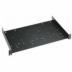 Konig & meyer 49035-000-55 uniwersalna półka rack 1u czarny