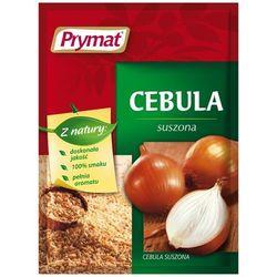 PRYMAT CEBULA SUSZONA 15G, towar z kategorii: Przyprawy i zioła