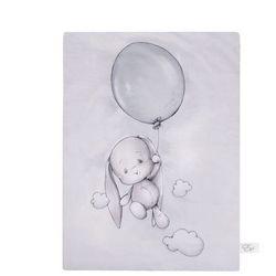 Effiki Koc 70x100 Ocieplany Effik z balonem | U NAS SKOMPLETUJESZ CAŁĄ WYPRAWKĘ | SZYBKA WYSYŁKA