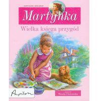 Martynka wielka księga przygód, pozycja wydawnicza