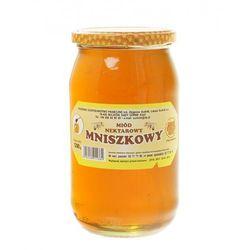Miód mniszkowy nektarowy 1200g Rodzinna Pasieka Sudnik z kategorii Miody