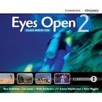 Eyes Open 2. CD do Podręcznika (2015)