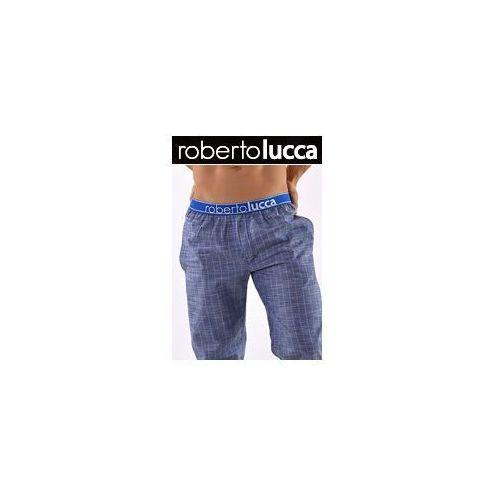 Spodnie domowe ROBERTO LUCCA Blue Stripes RL150W056 02877 z kategorii spodnie męskie