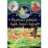 Skarbnica polskich bajek, baśni i legend - Wysyłka od 3,99 - porównuj ceny z wysyłką, Siedmioróg