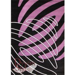 New York Skalar czarno-fioletowy 200x290 prostokąt